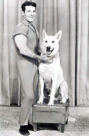 "Jack LaLanne ""The Godfather of Modern Fitness"" fed raw dog food."