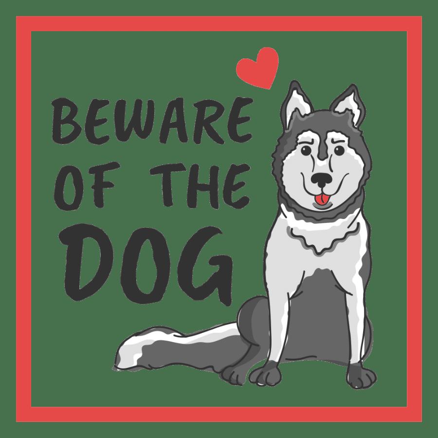 Are Huskies Good Watch Dogs?