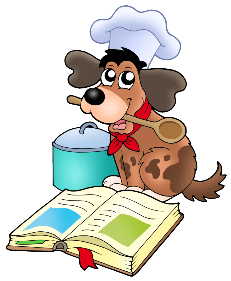 Homemade dog food less poop